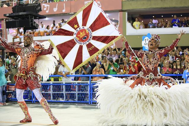 Carnaval 2019 – GRES Unidos do Viradouro – Entrega da sinopse | Caminhos do Rio