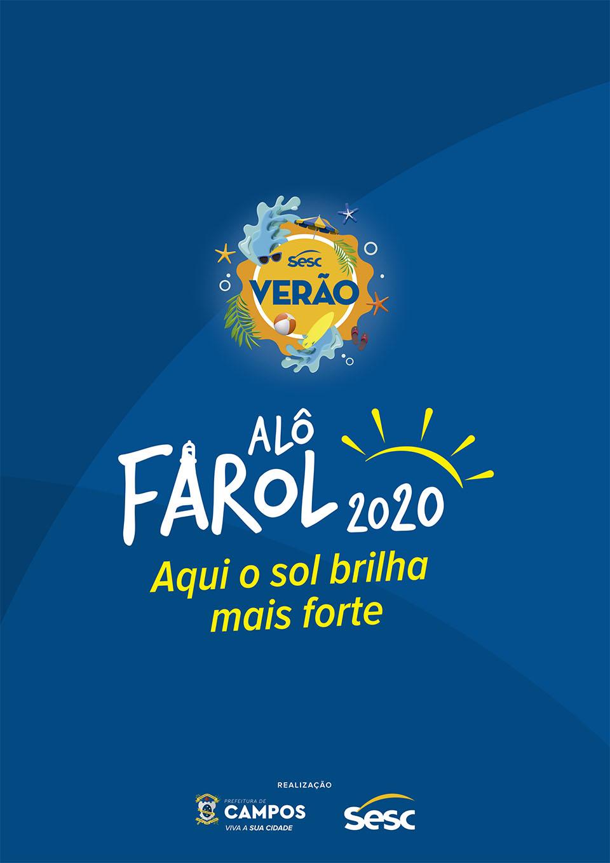 Resultado de imagem para Alô Farol 2020
